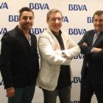 Picture of Joan, Josep and Jordi Roca during the BBVA Roca Tour 2016 ©Ernesto Zelada - BBVA - Xpress Media