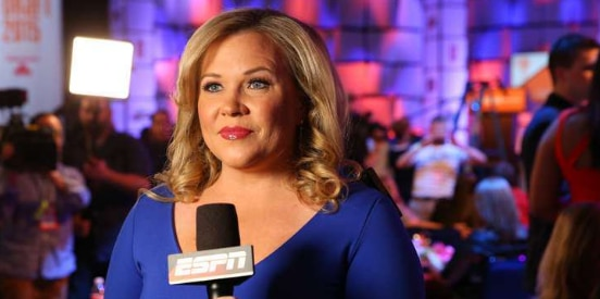 Award for Holly Rowe
