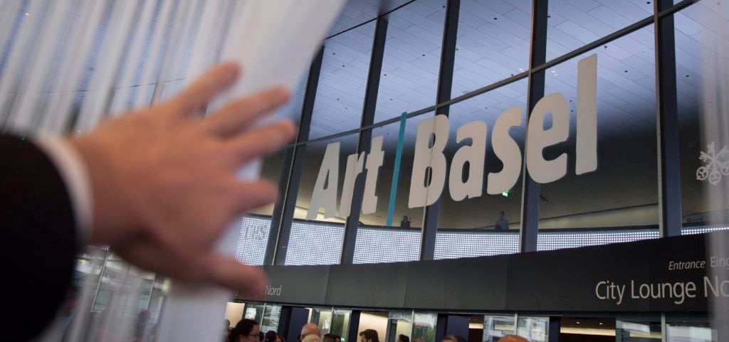 Picture of Art Basel exhibition Suiza art culture visual event BBVA