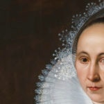 Picture of Detail Portrait of a Lady