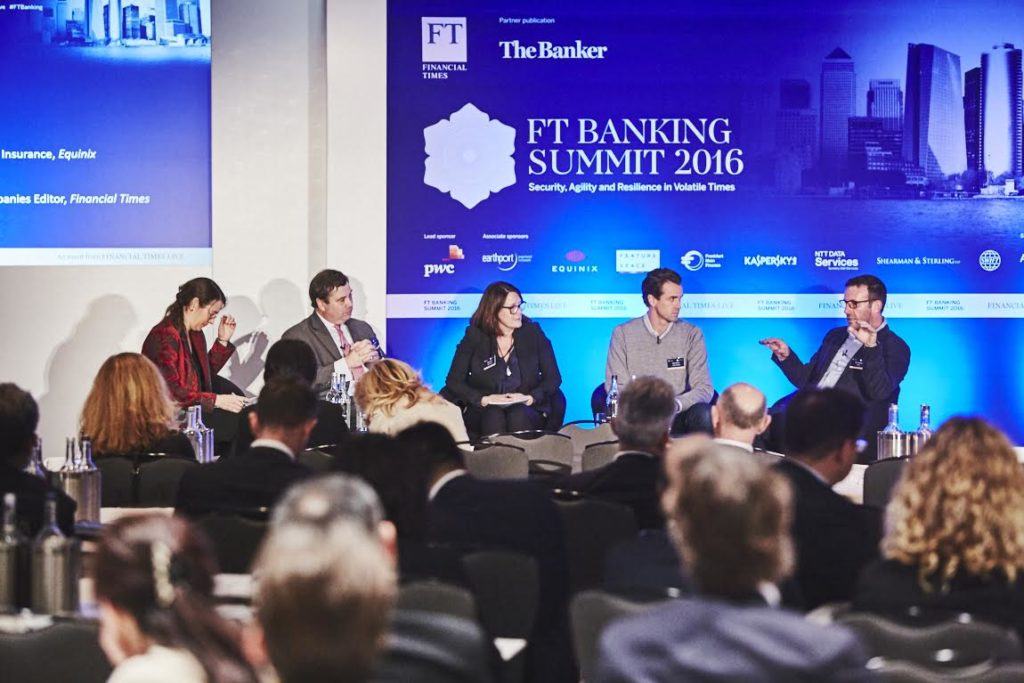 The Big Data Discussion at the FT Banking Summit