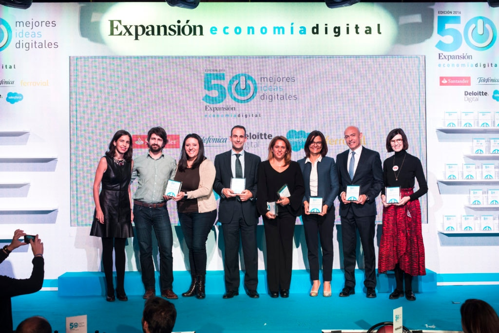 Expansion Award Innovation Open Talent BBVA
