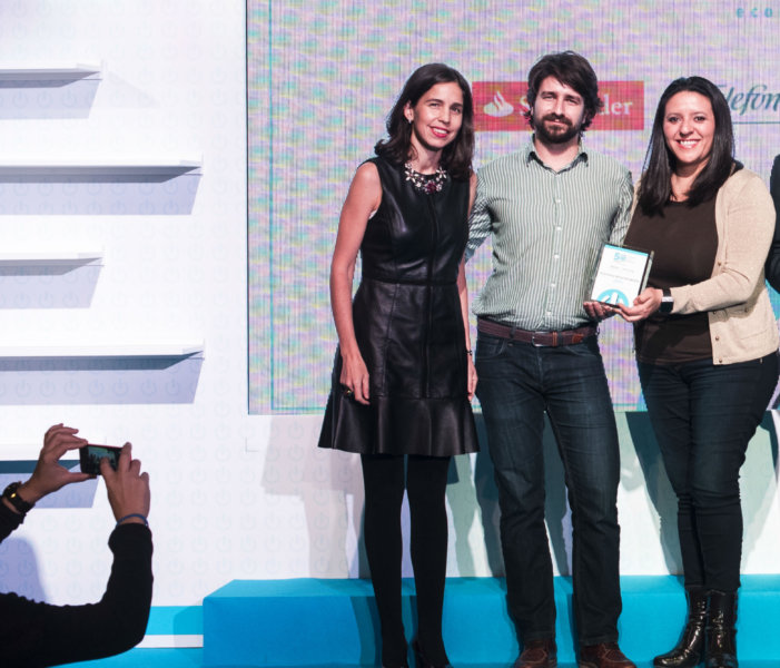 Expansión awards the BBVA Open Innovation strategy