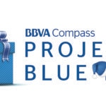 Logo for Project Blue Elf