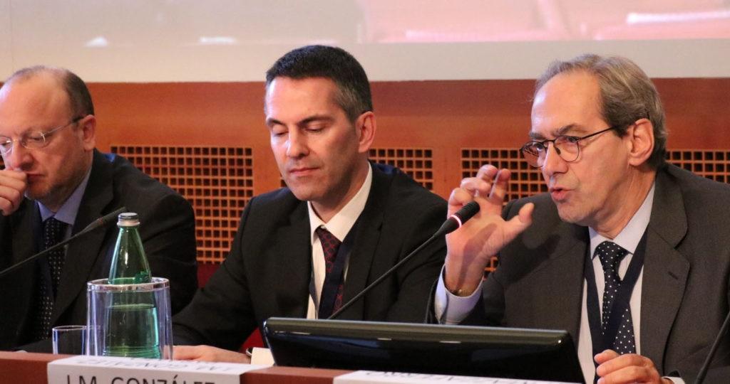 José Manuel González-Páramo en Rome Investment Forum 2016
