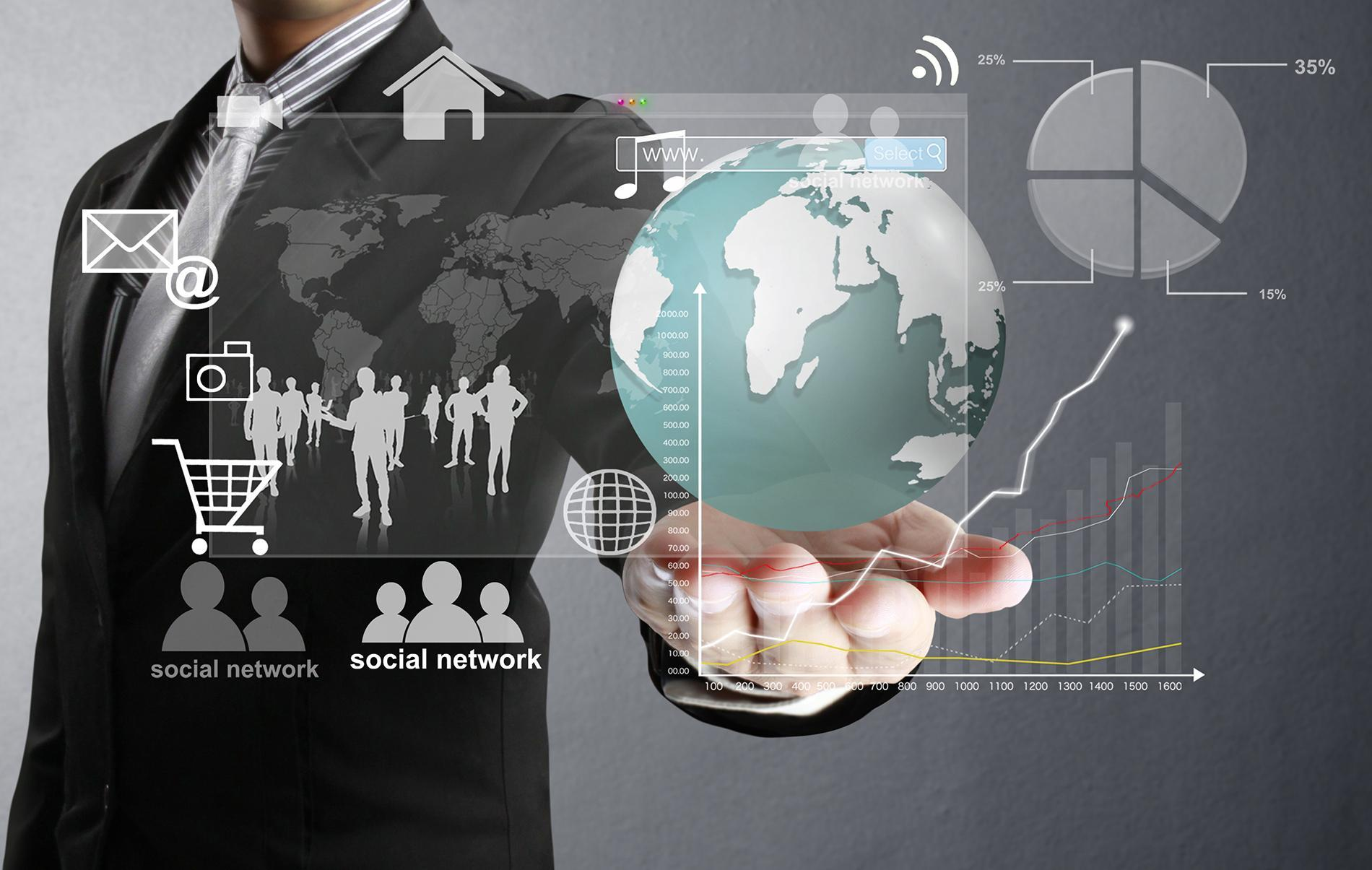 the changes brought by digitization New technology and social media sites are constantly changing, evolving and developing, which means the face of personal communication is also changing these changes often mean people are having.