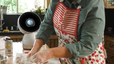 Jibo. The World's First Social Robot for the Home