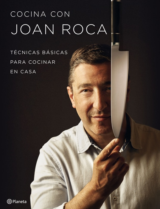 Recipes and anecdotes the best books on el celler de can - Cocina con joan roca ...