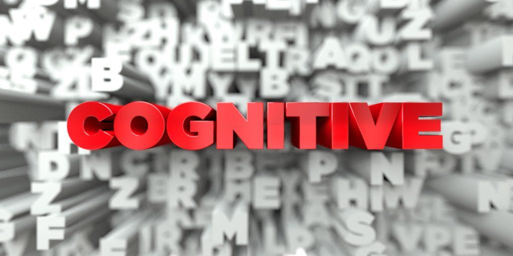 Cognitive disruptive 2016