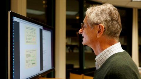 Image Geoffrey Hinton, BBVA Foundation Frontiers of Knowledge Award in ICT