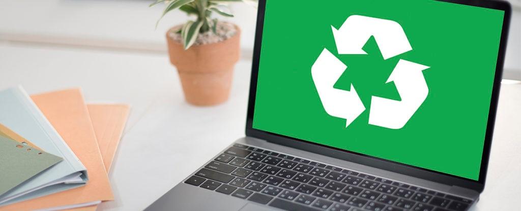 picture of computers laptop recylce usa birmingham bbva compass