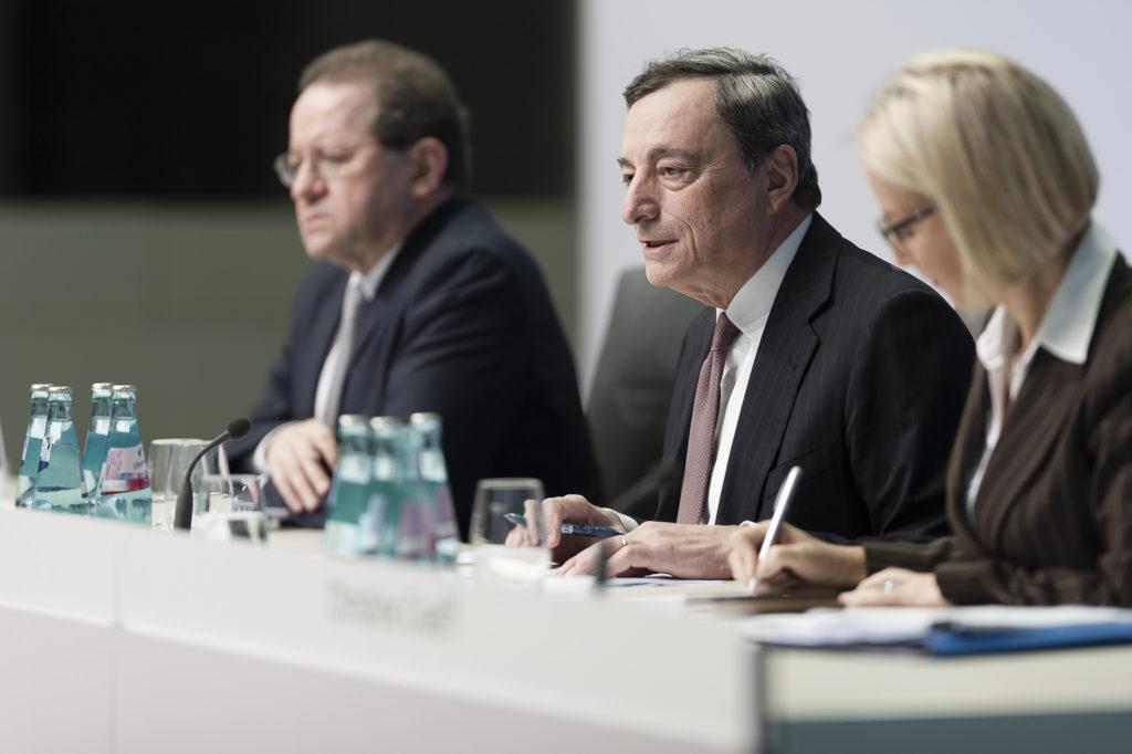 Photo ECB meeting