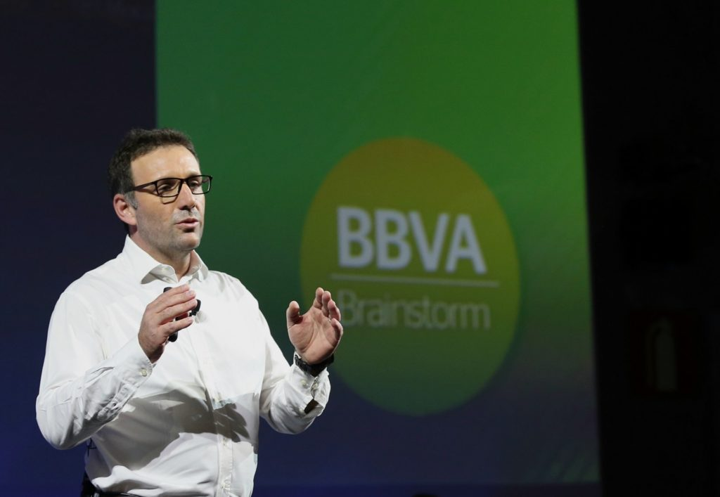 Marco Bressan at BBVA Brainstorm