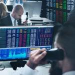 Markets screens
