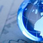 charts & world globe