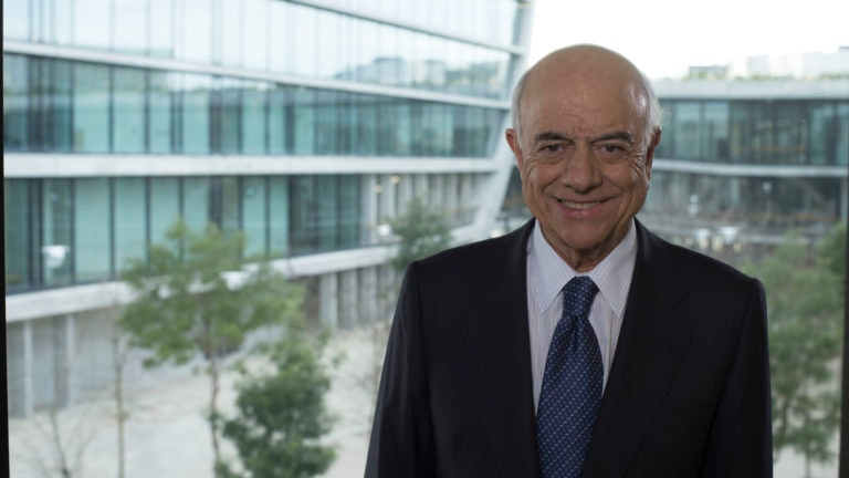 Francisco González presidente BBVA 4T 2016