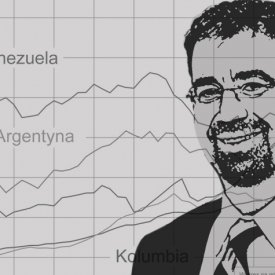 Image of Daron Acemoglu, BBVA Foundation Frontiers of Knowledge Award in Economy