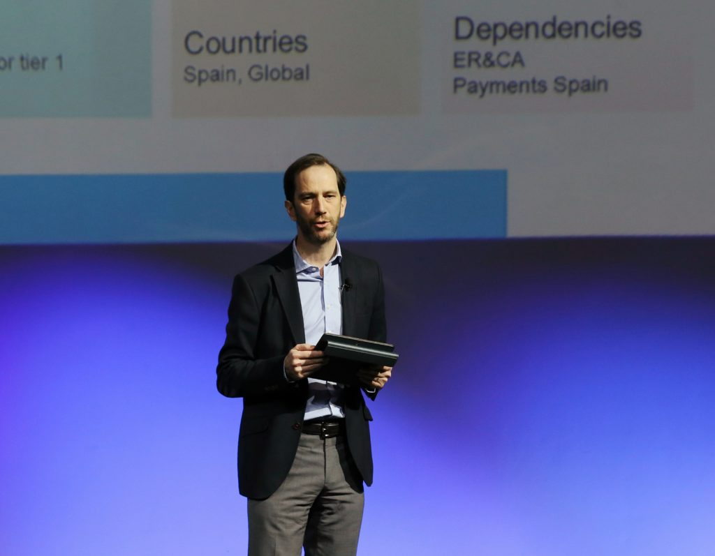 Photograph of Ignacio Bañon Global Payment Systems