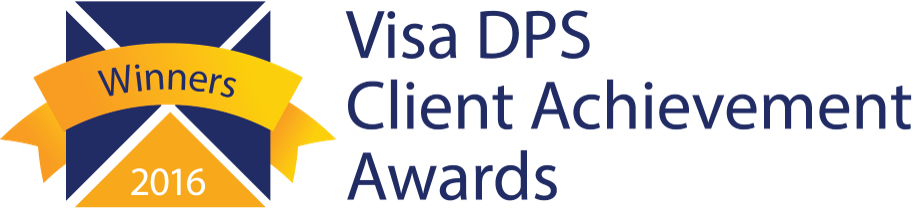 The 2016 Visa DPS Client Achievement Awards were presented at Visa's annual DPS Users' Conference.