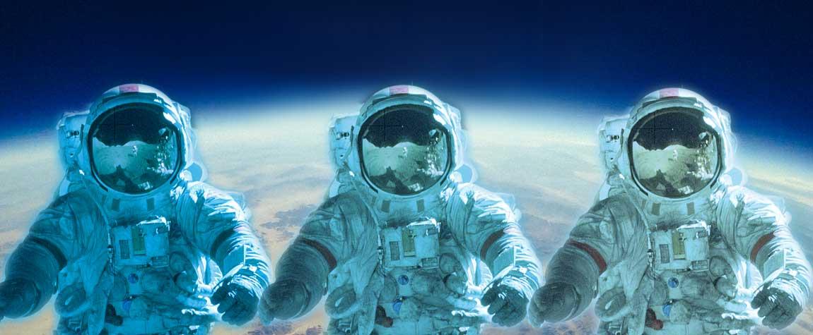 RESOURCE astronauts blue tech innovation space NASA