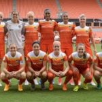 The Houston Dash defeated the Chicago Red Stars 2-0 at BBVA Compass Stadium in Houston Texas.