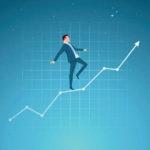 Business concept crecimiento grow economy economia resource recurso finance finanzas
