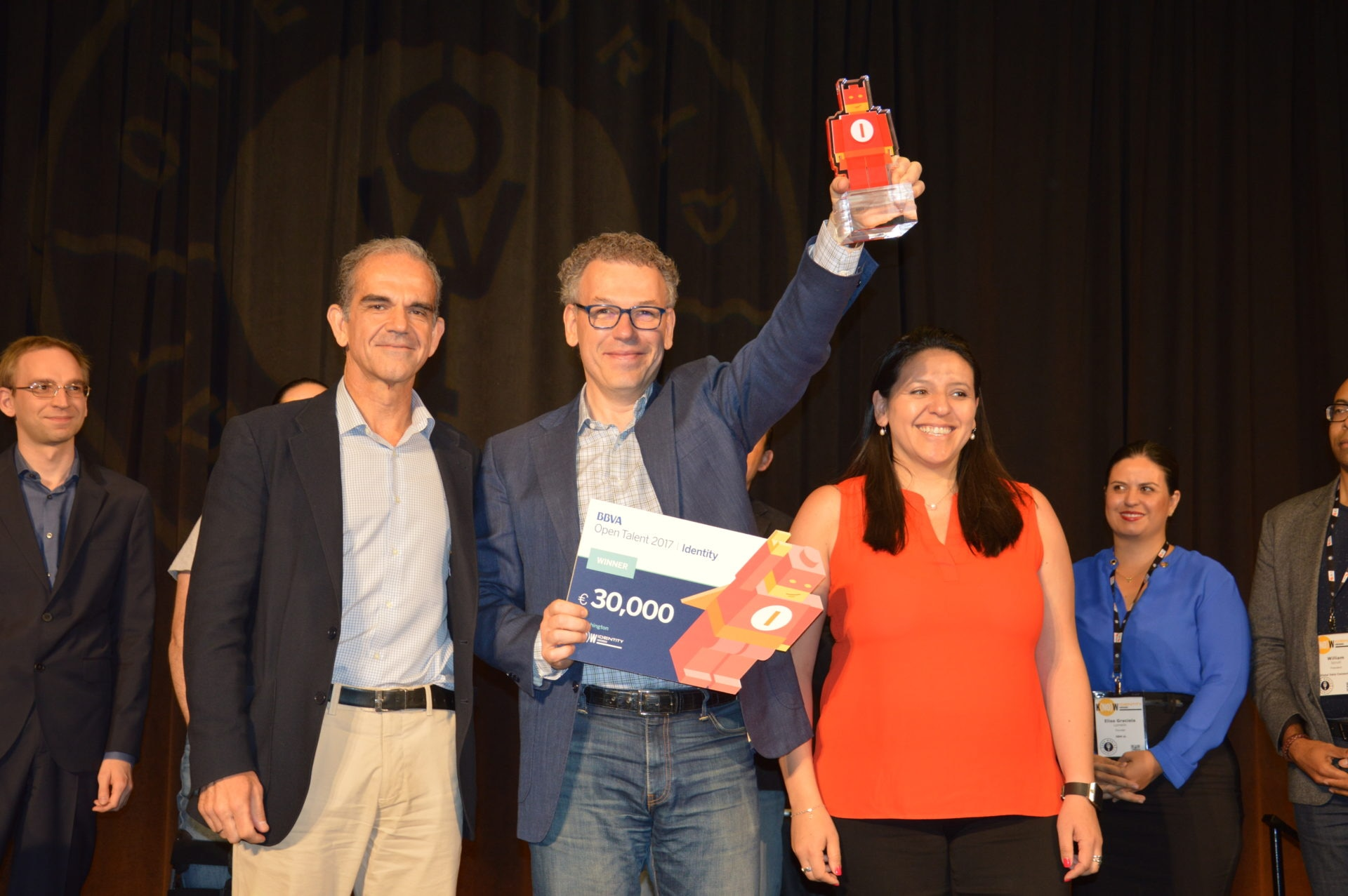 BBVA named its first winner for 2017 Open Talent competitions, SnapSwap.