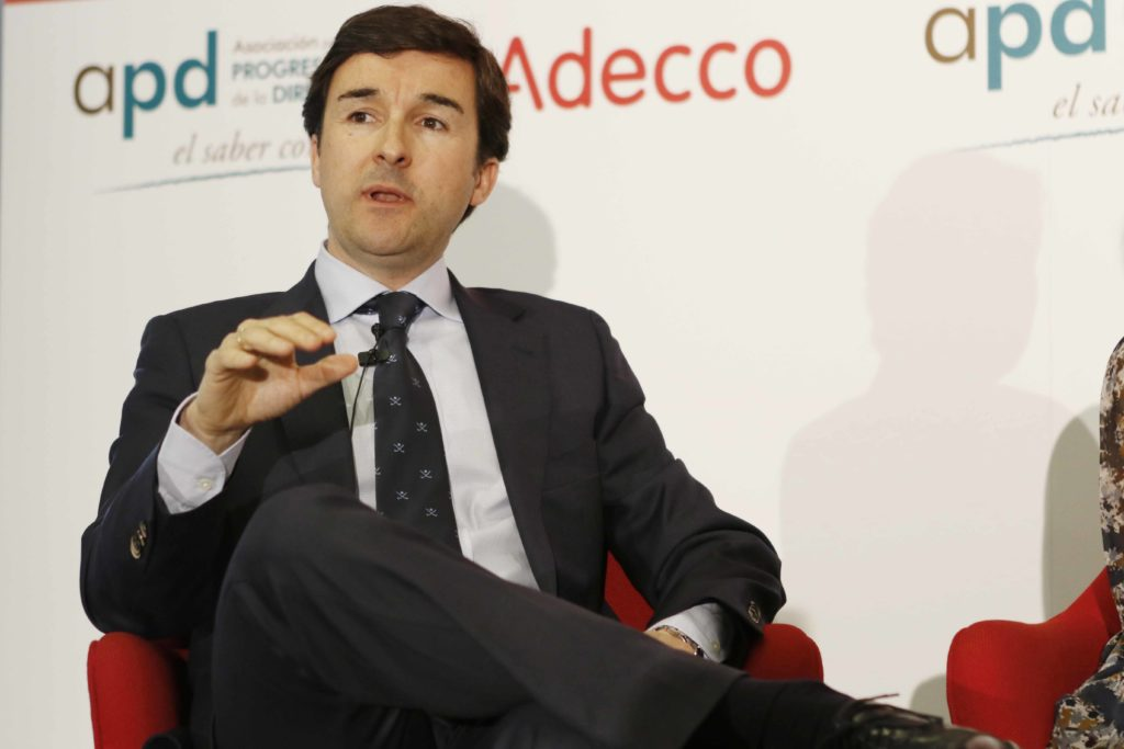 Image of Ricardo Forcano, head of Talent & Culture (BBVA)