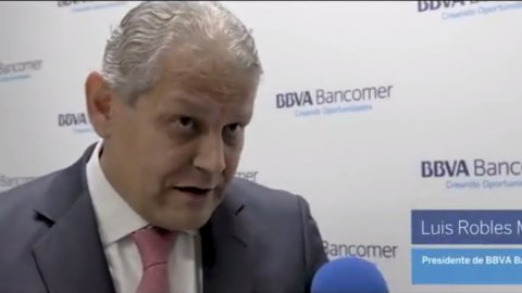 Image of Luis Robles Miaja BBVA Bancomer