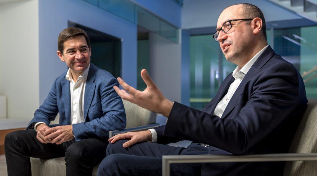 BBVA Compass President and CEO Onur Genç