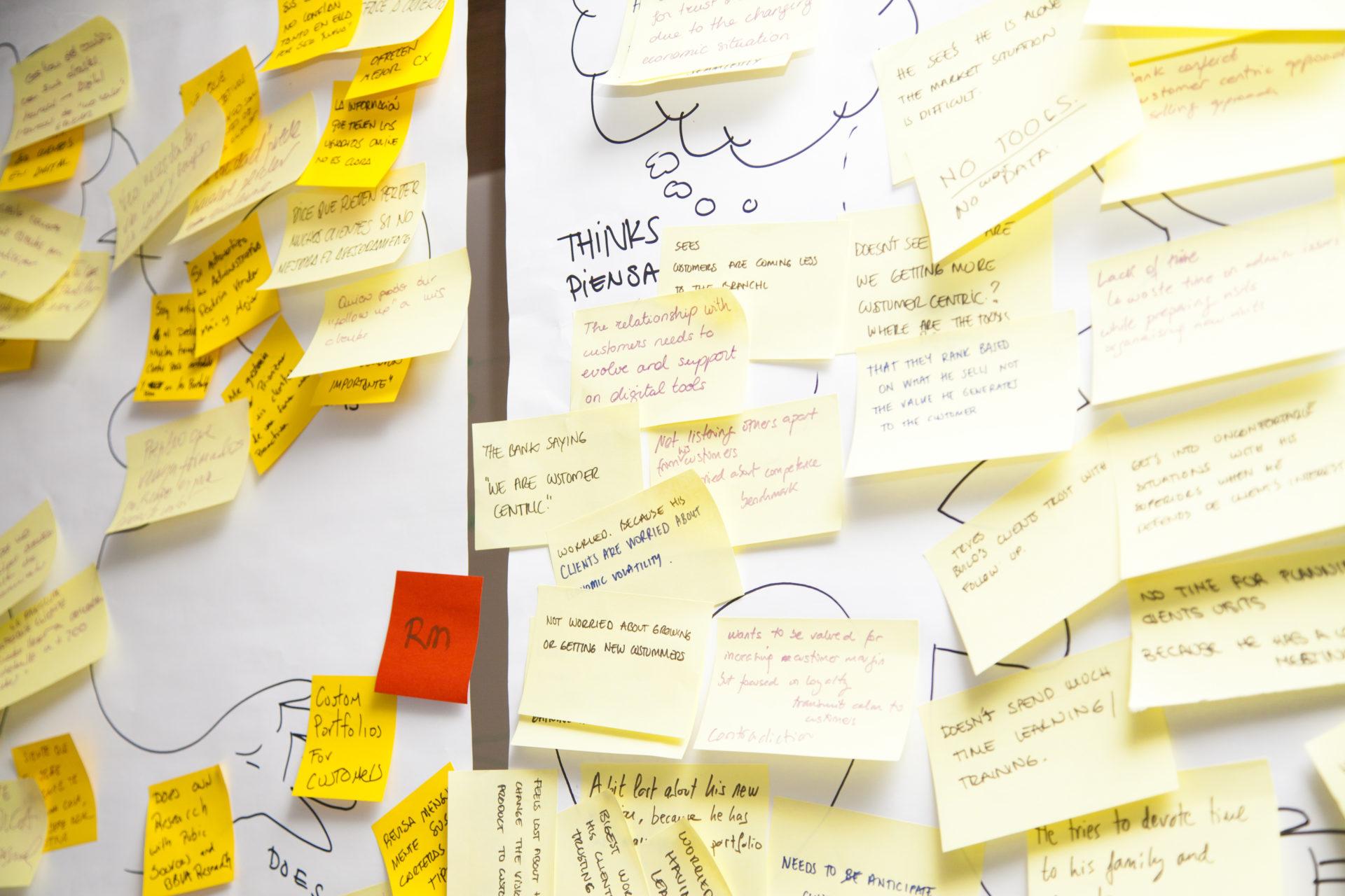 BBVA design thinking