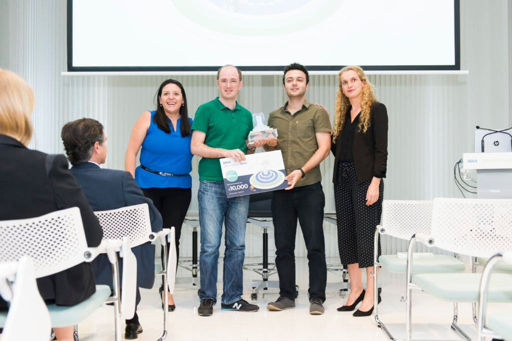 Ganadores Open Talent Ideas 2017