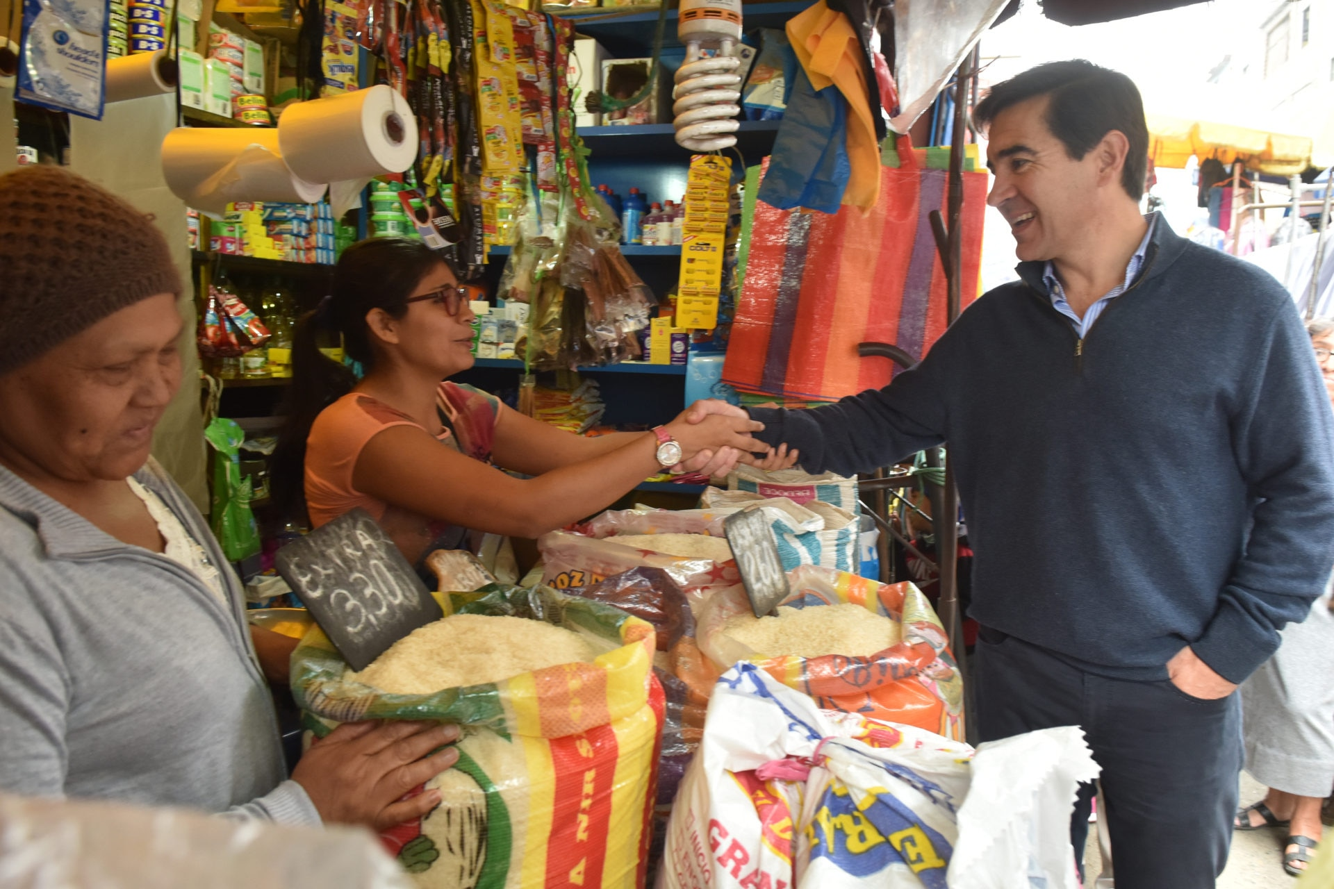 Microcredit An Opportunity For Peruvian Women To Be Entrepreneurs Bbva