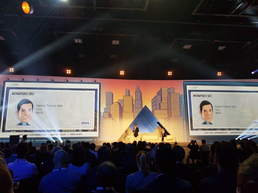 Carlos Torres Vila - Money 20 20 BBVA