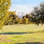 Madrid community green projects BBVA