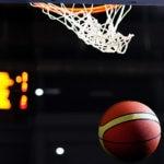 picture of baketball national team turkey event garanti sport ball bbva