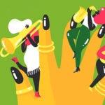 picture of jazz event music sponsorship turkey bank garanti bbva