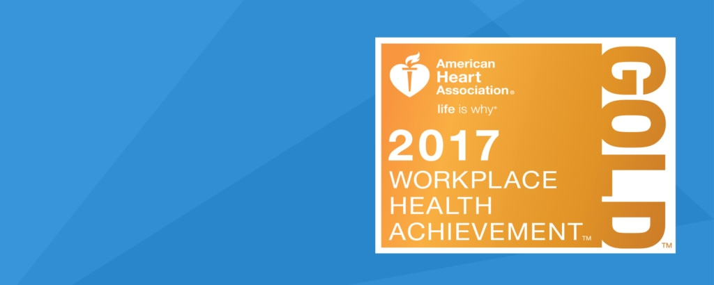 Bbva Compass Achieves Gold Status For Workplace Health From The