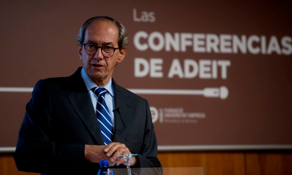 José Manuel González-Páramo, BBVA Executive Board Director, at ADEIT