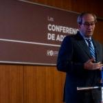 BBVA Executive Board Director José Manuel González-Páramo, at ADEIT