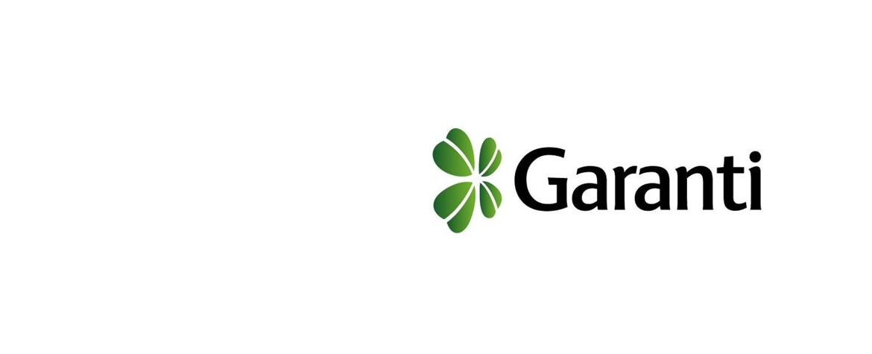 Image of Garanti Logo apertura