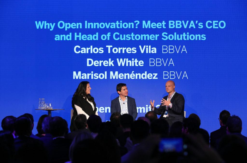 BBVA - Carlos Torres Vila - Derek White Open Summit