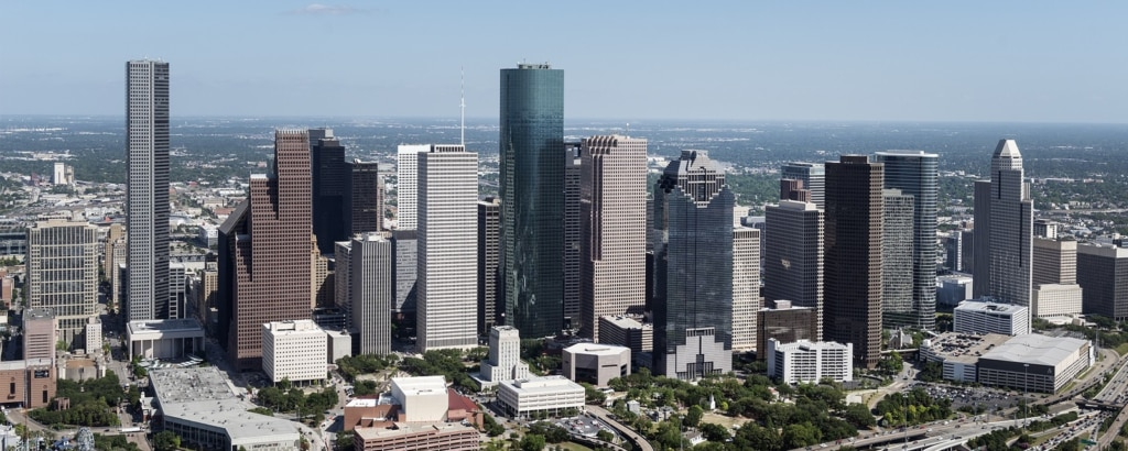 aerial-of-downtown-houston